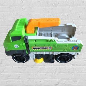 Matchbox Sweep n Keep car collector Truck
